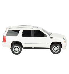 Машинка на радиоуправлении GK Racer Series Cadillac Escalade белая 29 см 1 : 16