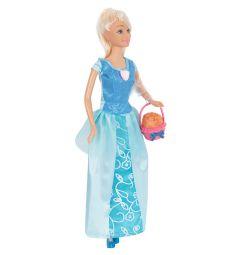 Кукла Kaibibi в голубом платье, с аксессуарами