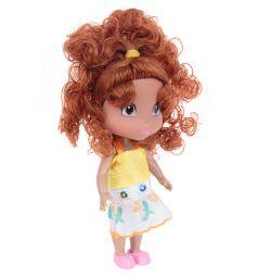 Кукла Игруша с коричневыми волосами