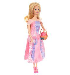 Кукла Kaibibi в розовом платье, с аксессуарами