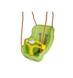 Подвесные качели Pilsan Big Swing, цвет: зеленый
