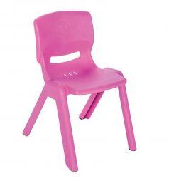 Стул Pilsan Happy, цвет: розовый