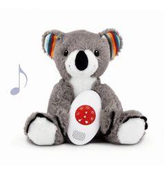 Мягкая музыкальная игрушка Zazu Коко, комфортер 32 см