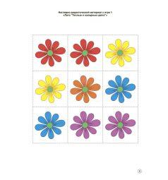 Карточки дидактические Издательство Учитель Художественно-эстетическое развитие. Игры с разрезными картами. Старшая группа (5-6 лет) 5+