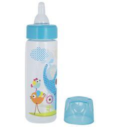 Бутылочка для кормления Ням-Ням средний поток полипропилен, 250 мл
