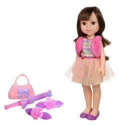 Кукла 1Toy Красотка День Рождения 32 см