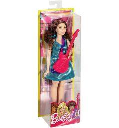 Кукла Barbie Кем быть? Поп-звезда 29 см
