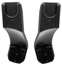 Адаптер X-Lander для установки автокресел Maxi-Cosi на шасси колясок X-Lander X-Cite/X-Fit, цвет: черный