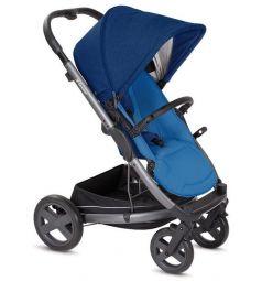 Прогулочная коляска X-Lander X-Cite, цвет: night blue
