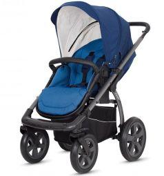 Прогулочная коляска X-Lander X-move, цвет: night blue