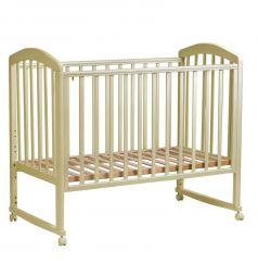 Кровать Malika Sona-1, цвет: слоновая кость
