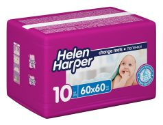 Впитывающие пеленки Helen Harper Baby 60x60, 10шт.