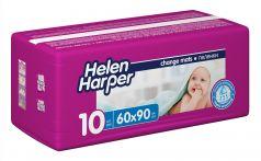 Впитывающие пеленки Helen Harper Baby 60x90, 10шт.
