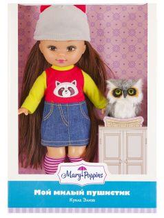 """Игровой набор Mary Poppins """"Мой милый пушистик"""": кукла Эльза и совенок"""