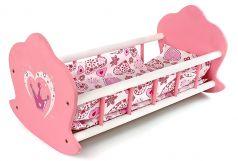 "Кроватка-люлька для кукол Mary Poppins ""Корона"""