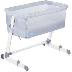 Детская приставная кроватка Nuovita Accanto молочная