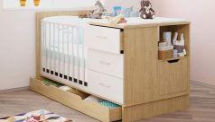 Кровать-трансформер Polini Kids Classic 6в1 (цвета в ассорт.)
