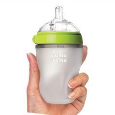 Бутылочка Comotomo Natural Feel Baby Bottle для кормления, 250мл.