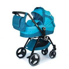 Универсальная модульная коляска Babyhit Cube Cyan