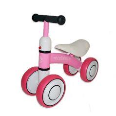 Беговел EcoBalance Baby, розовый