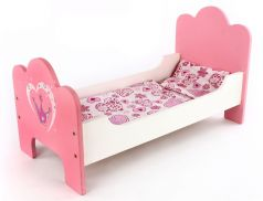 "Кроватка для кукол Mary Poppins ""Корона"""