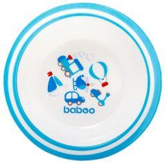 Тарелка Baboo Transport, глубокая, 6+