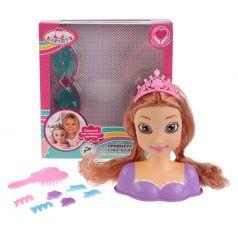 "Кукла-манекен ""Карапуз"" Принцесса для создания причесок"
