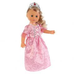 """Кукла """"Карапуз"""" Принцесса София в розовом платье, 46см"""