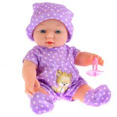 "Кукла ""Карапуз"" Пупс, знающий стихи и песенку А. Барто, 30см"