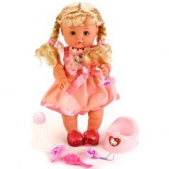 "Интерактивная кукла ""Карапуз"" Hello Kitty, 40см, с аксессуарами"