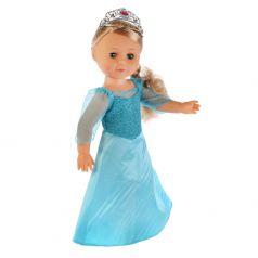 """Кукла """"Карапуз"""" Принцесса София в голубом платье, 46см"""