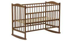 Кровать детская Фея 204, табачный дуб
