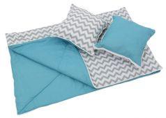 """Набор Polini Kids для вигвама """"Зигзаг"""": одеяло и подушки"""