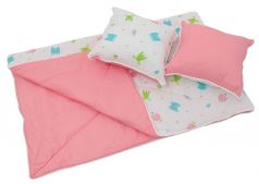 "Набор Polini Kids для вигвама ""Монстрики"": одеяло и подушки"
