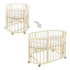 Кроватка Sweet Baby Delizia Avorio