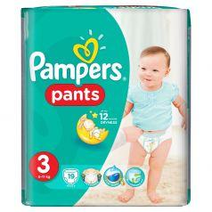 Подгузники-трусики Pampers Pants Midi 3 (6-11кг), 19шт.