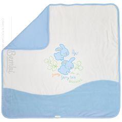 Конверт-одеяло Bembi зайчики, 90х90см