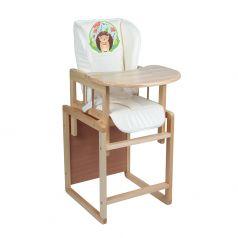 """Стол-стул для кормления Альма-Няня """"Феникс"""" Счастливый грибник"""