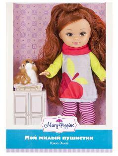 """Игровой набор Mary Poppins """"Мой милый пушистик"""": кукла Эльза и олененок"""