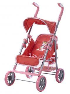 """Прогулочная коляска Mary Poppins """"Карамель"""" для куклы"""