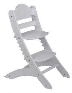 Растущий стул «Два кота» М1, белый