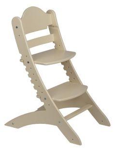 Растущий стул «Два кота» М1, бежевый