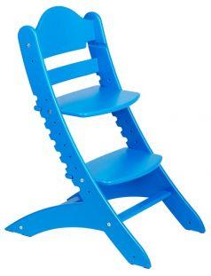 Растущий стул «Два кота» М1, синий