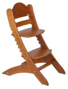 Растущий стул «Два кота» М1, клен