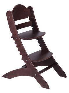 Растущий стул «Два кота» М1, венге