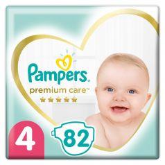 Подгузники Pampers Premium Care Maxi (9-14 кг), 82шт.