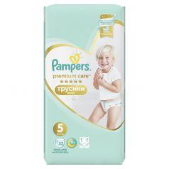 Подгузники-трусики Pampers Premium Care Pants Junior (12-17 кг), 52шт.