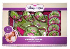 """Кукольный сервиз Mary Poppins """"Розовый сад"""", 11 предметов"""
