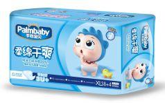 Подгузники детские Palmbaby XL, 12+ кг, 42шт.