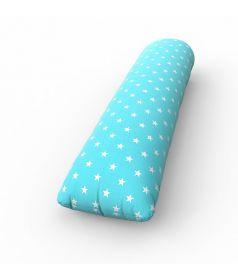 Подушка Петербургский уют для беременных и кормящих формы I +  наволочка Stars Blue